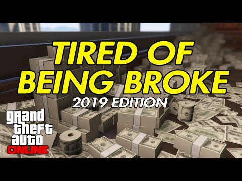 How to make quick cash gta online
