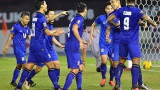 Video Gol Pertandingan Thailand  vs Indonesia