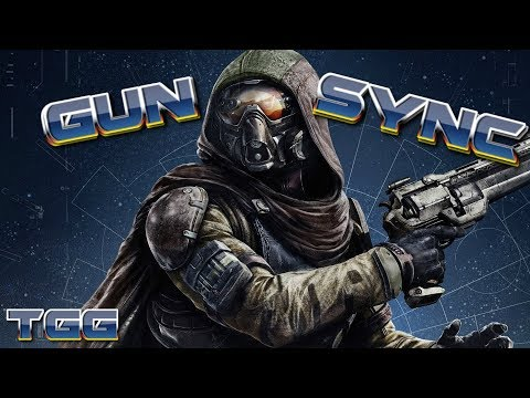 E-Dubble - Changed My Mind Gun Sync on Destiny!