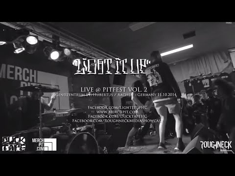 Light it Up Live @ Pitfest Vol. 2 (HD)