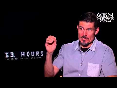 '13 Hours' Ex-CIA Contractor Talks about God's Presence in B