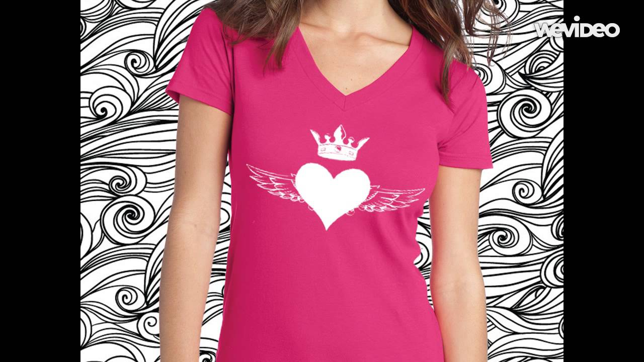 Valentine & Family Reunion T-Shirt Design Ideas - YouTube