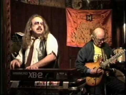 Attila Zoller and Jon Hammond Band Jazz Kneipe Frankfurt