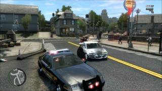 GTAIV Police Pursuit Mod Beta 7.6b