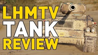 World of Tanks || LHMTV - Tank Review