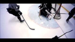 gopro hockey dangles with ccm ultra tacks