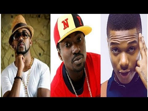 Blackface Drags Wizkid And Banky W To Court