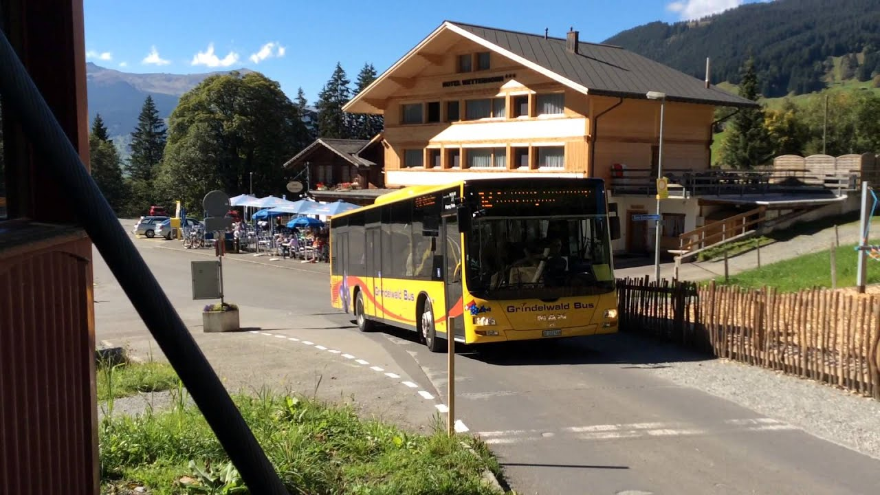 The many faces of the Swiss postbus - Geographical Magazine