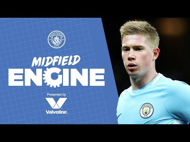 KEVIN DE BRUYNE | December's Midfield Engine | Valvoline