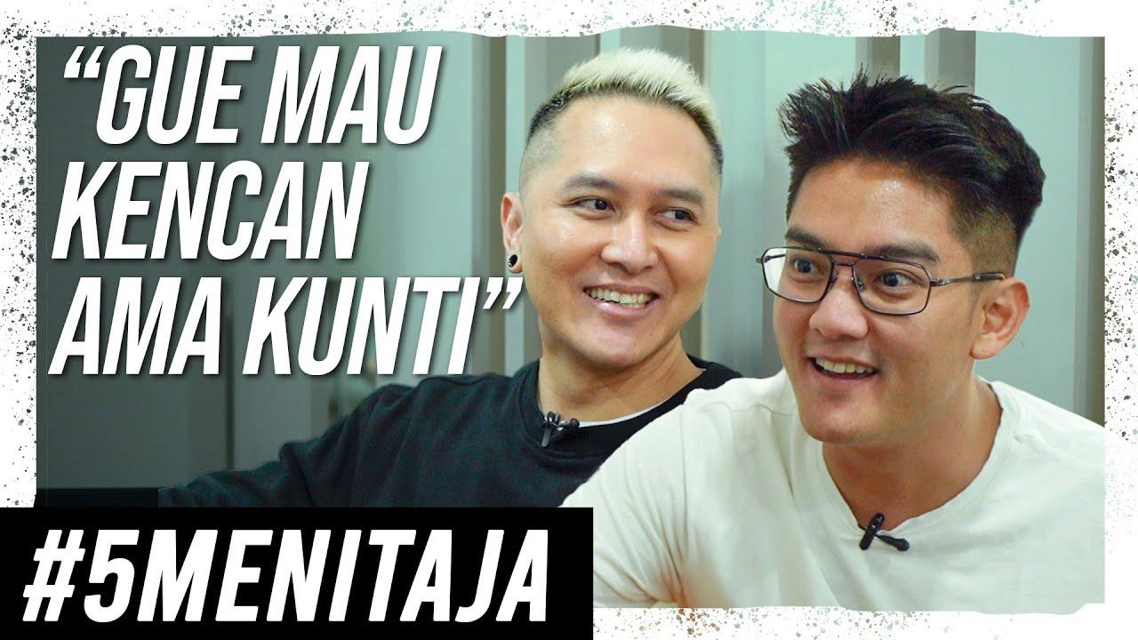 DEMIAN ADITYA MAU KENCAN AMA KUNTI! BOY SHOCK! | #5MENITAJA