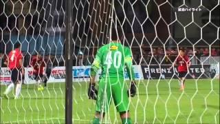 【ハイライト】Frenz United A×鹿島アントラーズユース「ASIA CHAMPIONS TROPHY U-18 2015 決勝 第2戦」