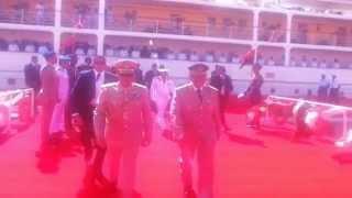 أفتتاح قناة السويس الجديدة 6أغسطس ونزول السيسي من المحروسة