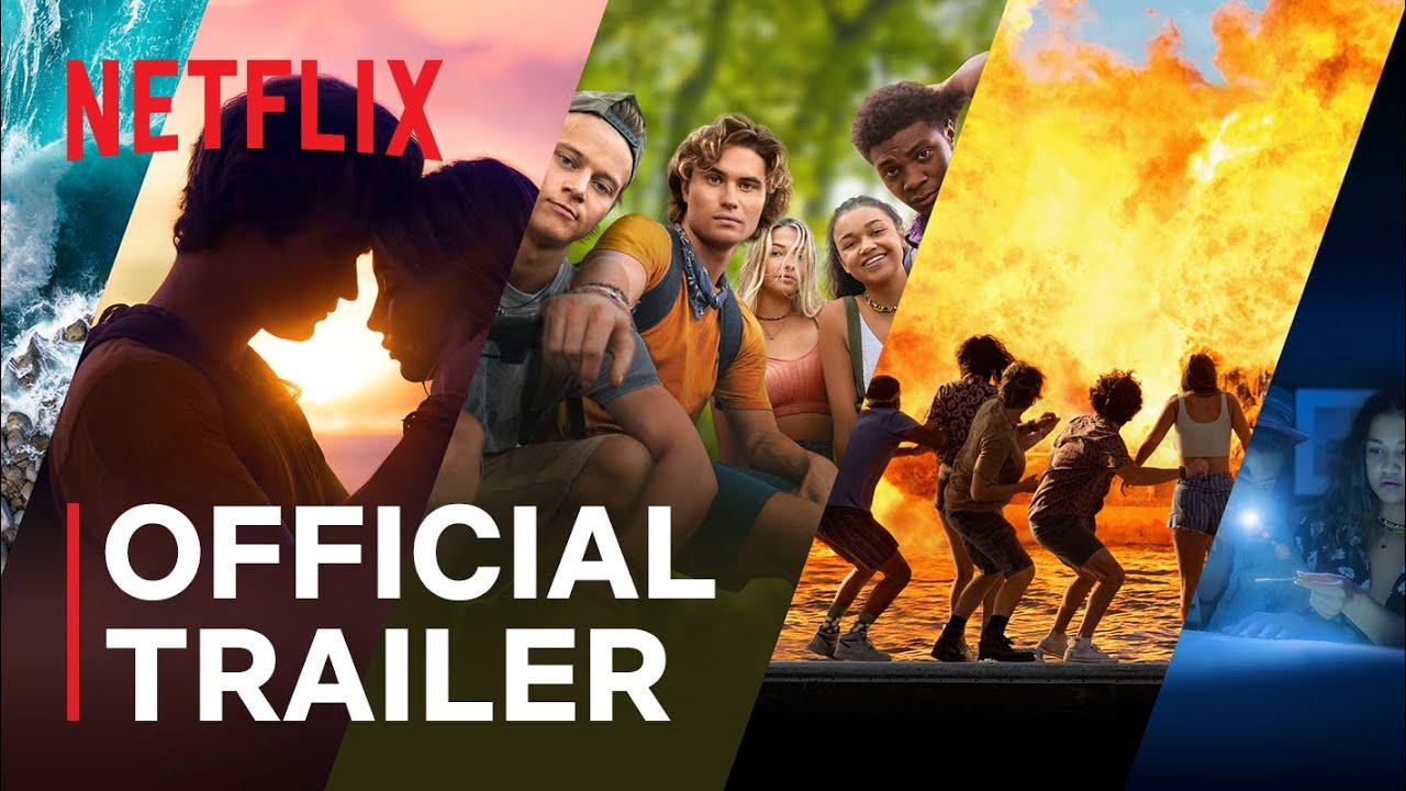 Download Outer Banks 2   Official Trailer   Netflix