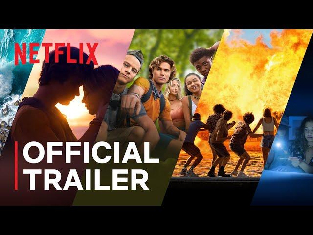 Outer Banks 2 | Official Trailer | Netflix