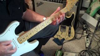 Hendrix Midnight Lightning Lesson and Tone Check