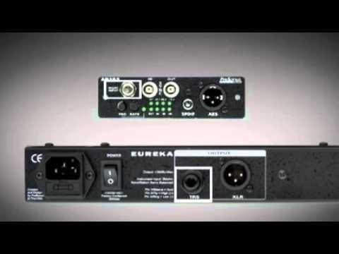 Presonus DigiMax D8 Produktvideo mit Mike Brousarrd