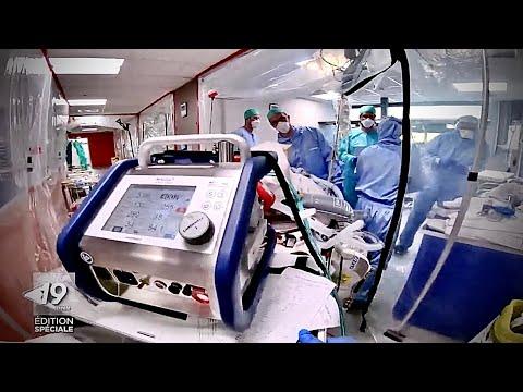 Coronavirus Belgique: Aux soins intensifs, un patient sur deuxrisque de mourir?