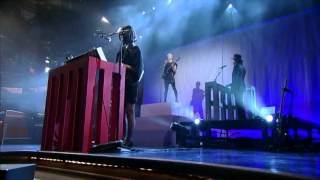 Repeat youtube video St. Vincent - Live on Letterman Webcast - Full Concert - 07/16/2014
