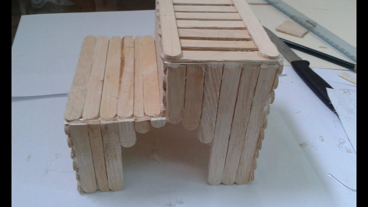 Casa para hamster diy youtube for Casas con puertas de madera