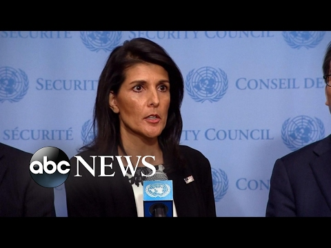 US 'not ruling anything out' in response to N. Korea missile tests