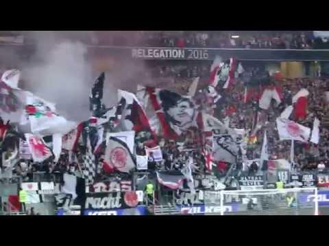 Eintracht Frankfurt - 1. FC Nürnberg 19.05.2016