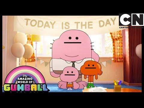 Gumball   Happy Today To Nicole   The Fuss   Cartoon Network