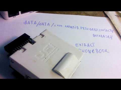 Repeat Read Write Qcn Xiaomi MI4LTE 2014719 by UFI Box by