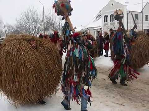 MALANKA - Ukrainian New Year´s Eve feast & carnival (January 13)