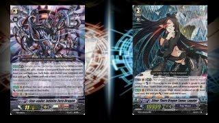 [Cardfight!! Vanguard] ] ลิงค์โจ๊กเกอร์ VS เพลมูน(ซิลเวอร์ธอร์น) - 3 2 1 0 จบเกม!!