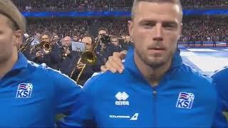 Francia vs Islandia | 2 - 2 | Amistoso Internacional