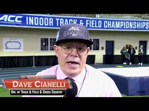 Track and Field: ACC Indoor Championship Final Day