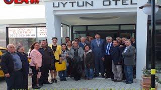 CHP'Lİ ADAYLAR MUHTARLAR İLE BİR ARAYA GELDİ