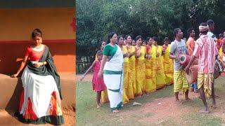 Santali Bapla Enej    Santali wedding Dance video    Santali traditional dance video   Santali video