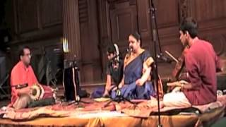 Tara Anand Bangalore, South Indian classical vocal