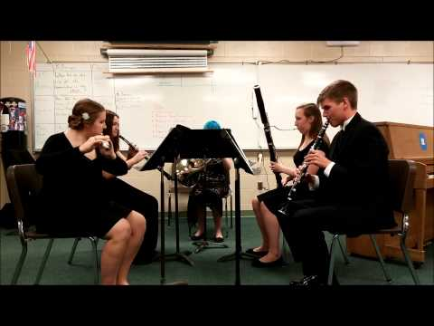 Quintet for Winds No 2 Washburn Rural High School