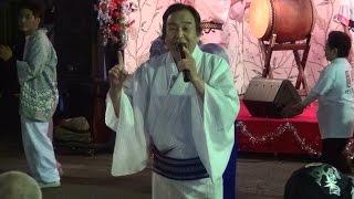 河内音頭 生駒 一 秋祭り 2014.10.11