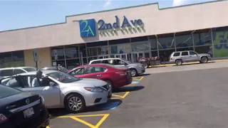 Take a look at 2nd Avenue Thrift Store (Household Items)