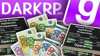 SERIE DARKRP #9 | DES MONEY PRINTER ! | AVEC NOXII | GARRY'S MOD RP DETENTE DELIRE | GANG9STAR