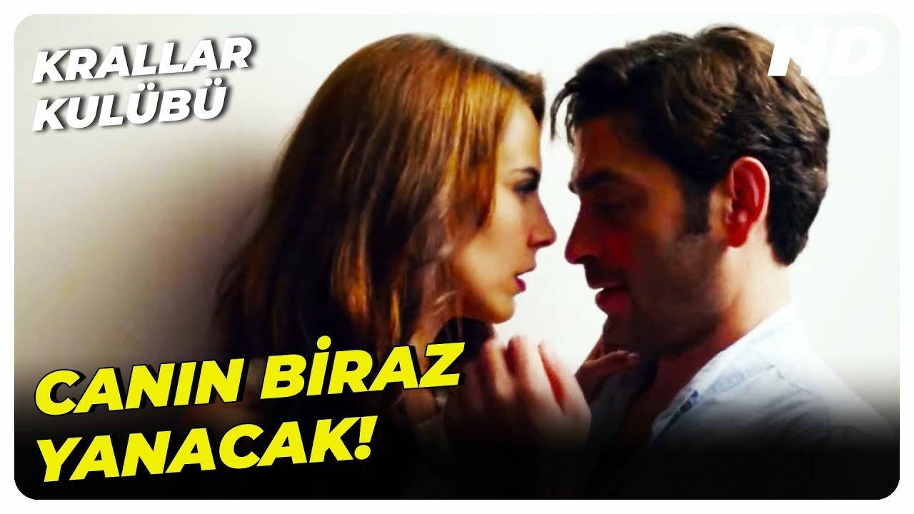 Krallar Kulübü | Sedef ile Kaan'ın Romantik Anlar | Türk Komedi Filmi