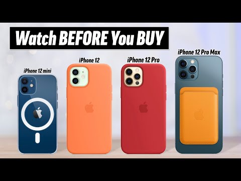 iPhone 12 Buyer's Guide - DON'T Make these 12 Mistakes! - Видео онлайн