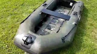 Frazer  alligator 290 et moteur 55lbs