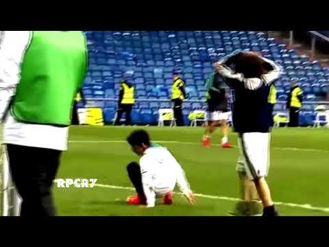 Cristiano Junior scores bicycle kick goal thumbnail