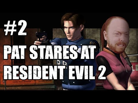 Pat Stares At RE2 (Part 2)