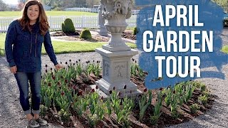 April Garden Tour! // Garden Answer