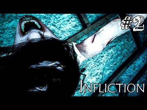ВЫЗЫВАЙТЕ ЭКЗОРЦИСТА! ► Infliction Прохождение #2 ► ИНДИ ХОРРОР ИГРА