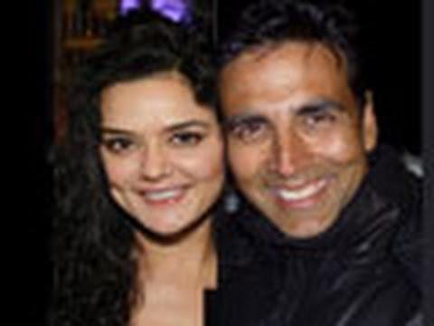 Akshay Kumar on Preity Zinta's CHAT show