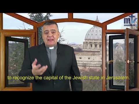 Commented News. Oh, Jerusalem! Fr. Santiago Martín