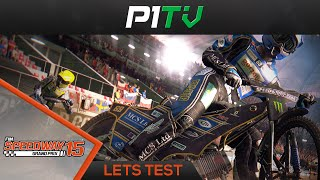 FIM Speedway Grand Prix 15 - LETS TEST / FIRST LOOK