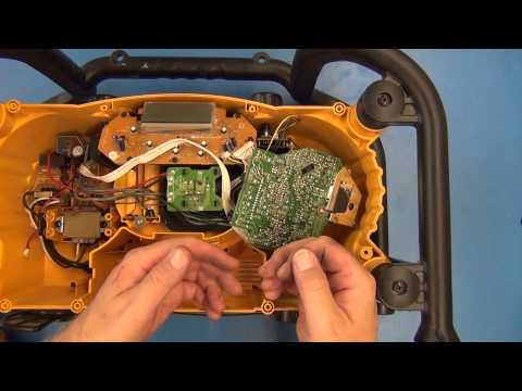 Repair DeWalt Radio Part 1 of 2