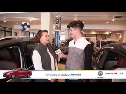 Loyal VW Volkswagen Customer at Long Island City Volkswagen | Queens New York